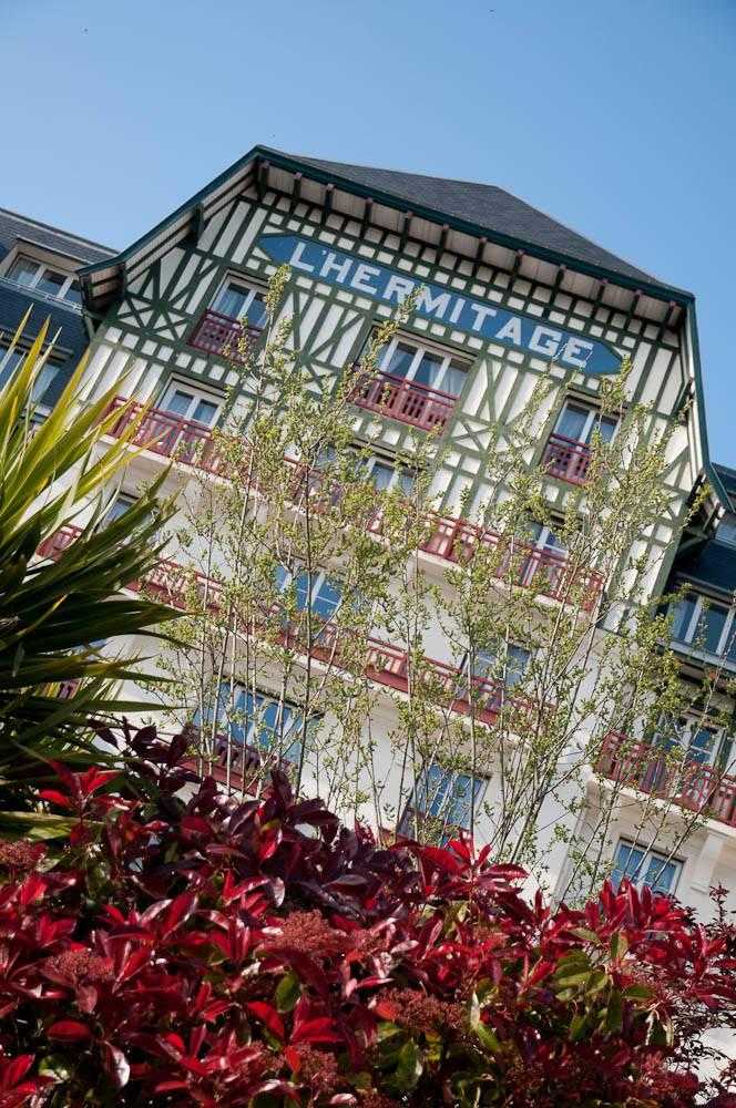 façade de l'hotel Hermitage-photographe-la-baule-nantes-pedro-loustau
