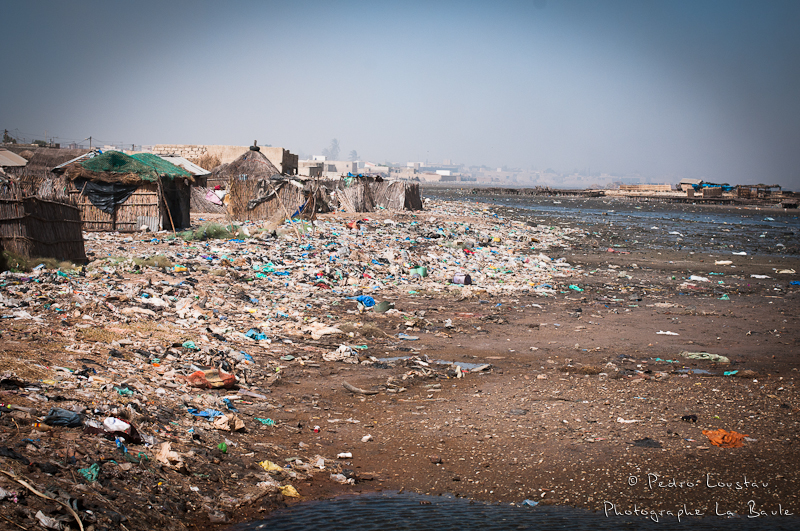 ©pedro loustau, sénégal, afrique, paysage, landscape, polution,