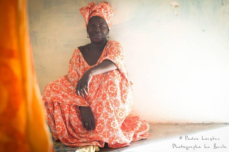 ©pedro loustau, sénégal, afrique, paysage, landscape, woman,