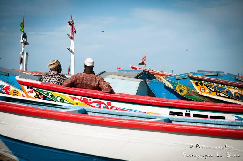 ©pedro loustau, sénégal, afrique, paysage, landscape, fisherman