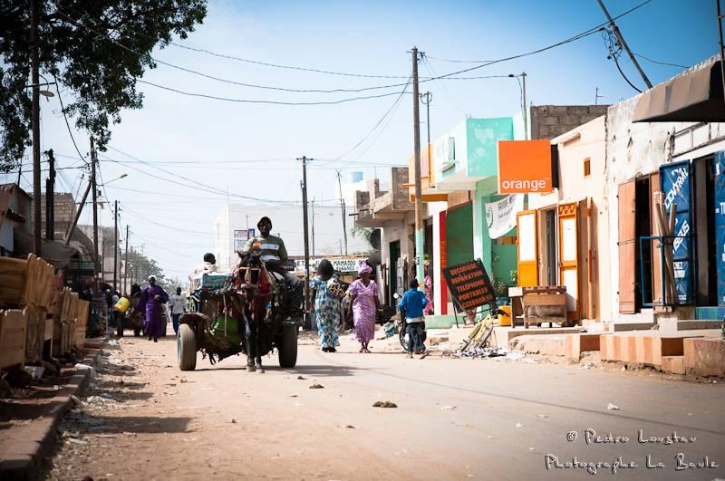 ©pedro loustau, sénégal, afrique, paysage, street,