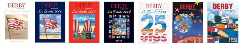 couveture de Derby magazine-photographe-la-baule-nantes-pedro-loustau