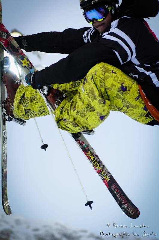 saut à ski cadré tres serré photographe la baule nantes pedro loustau