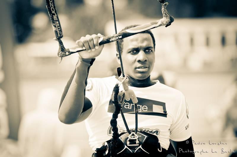 Dominicain avant le hit-photographe la baule- photographe nantes- Leucate-mondial du vent-kitesurf