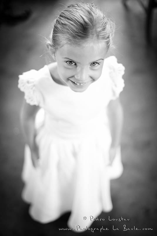 la petite mariés ;) -©pedro loustau 2012- photographe la baule nantes guérande -mariage-