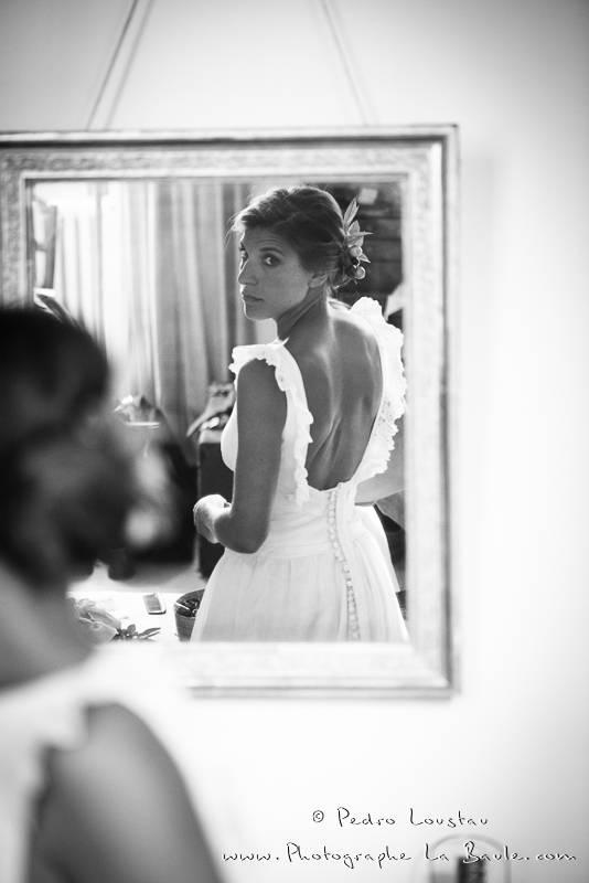 reflet et contre jour -©pedro loustau 2012- photographe la baule nantes guérande -mariage-