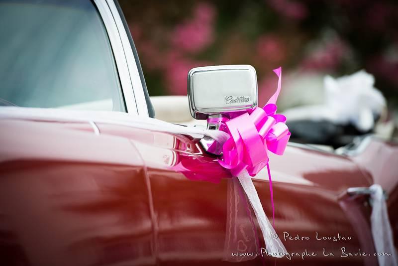 wedding's car -©pedro loustau 2012- photographe la baule nantes guérande -mariage-