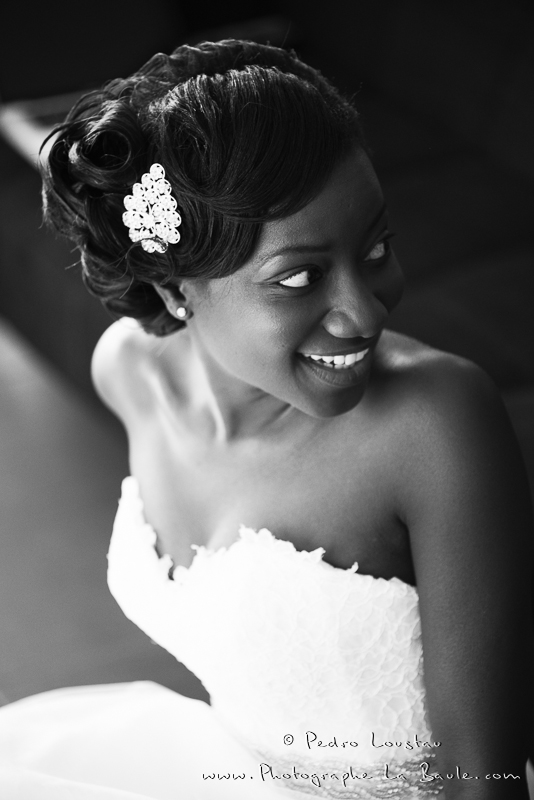 sourire complice -©pedro loustau 2012- photographe la baule nantes guérande -mariage-