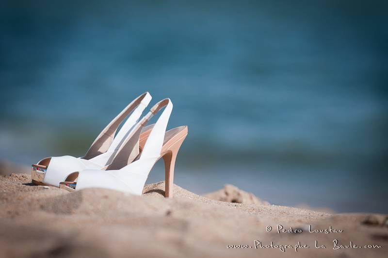 lost shoes? -©pedro loustau 2012- photographe la baule nantes guérande -mariage-