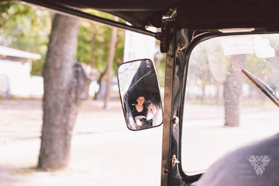 tuktuk style! - photographe la baule - © Pedro Loustau 2014 - www.photographelabaule.com