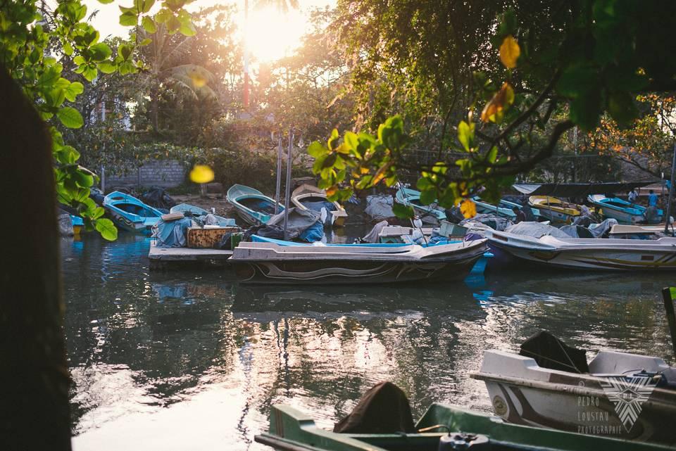 fin de journée au port de pêche - photographe la baule - © Pedro Loustau 2014 - www.photographelabaule.com