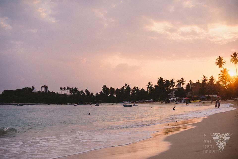 sunset beach - ©Pedro Loustau 2014 - photographe la baule - www.photographelabaule.com