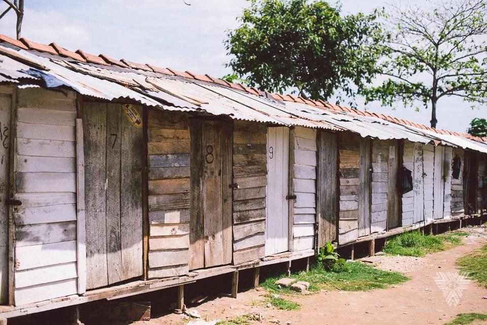 cabanes de pêcheur - ©Pedro Loustau 2014 - photographe la baule - www.photographelabaule.com