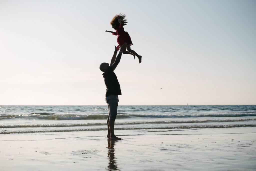 jumping - photographe la baule
