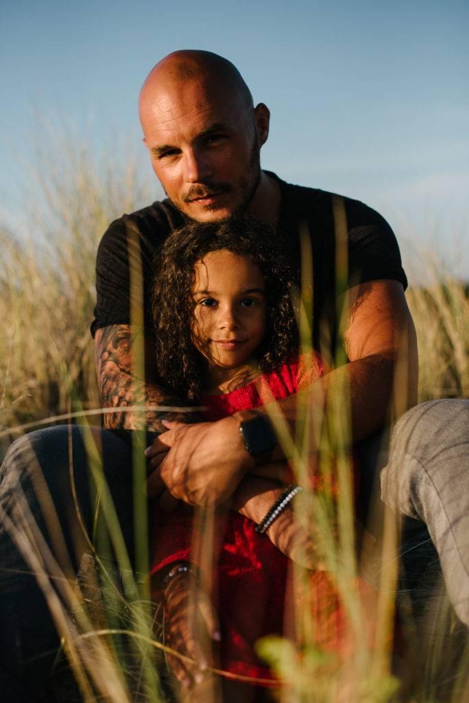 portrait de famille - photographe la baule