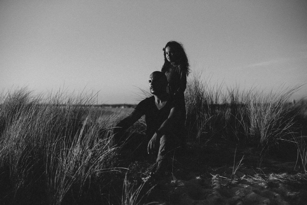tableau en noir et blanc - photographe la baule