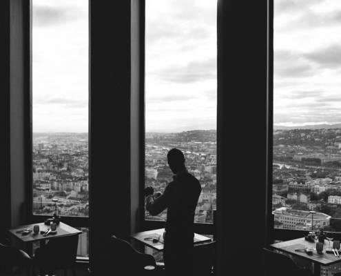 artistic view of Lyon - photographe la baule