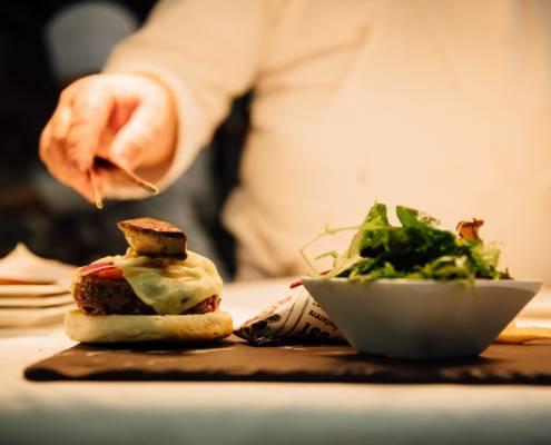 the hamburger - photographe la baule